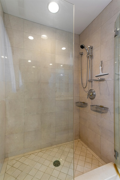 Real Estate Photography - 11 Hertiage Hill Rd, Norwalk, CT, 06851 - Master Bathroom