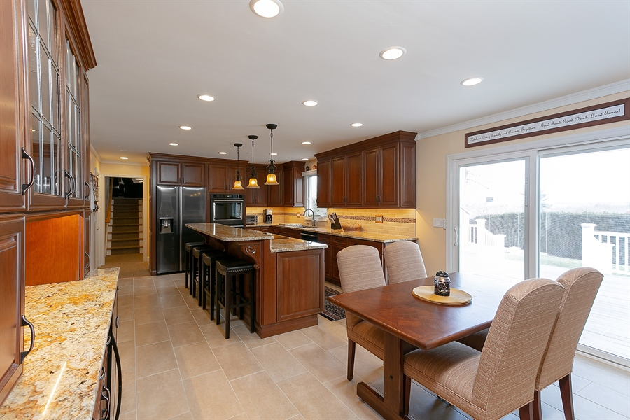 Real Estate Photography - 11 Hertiage Hill Rd, Norwalk, CT, 06851 - Kitchen