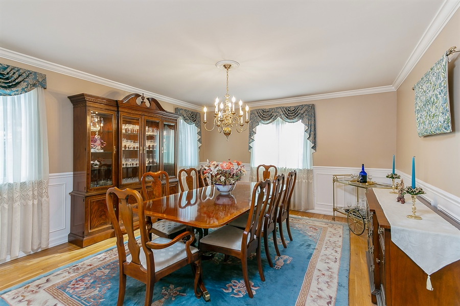 Real Estate Photography - 11 Hertiage Hill Rd, Norwalk, CT, 06851 - Dining Room