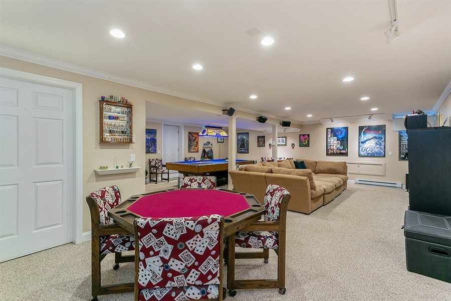 Real Estate Photography - 11 Hertiage Hill Rd, Norwalk, CT, 06851 - Entertainment Room