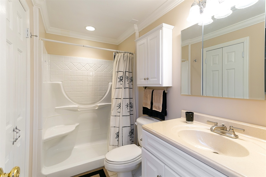 Real Estate Photography - 11 Hertiage Hill Rd, Norwalk, CT, 06851 - Bathroom