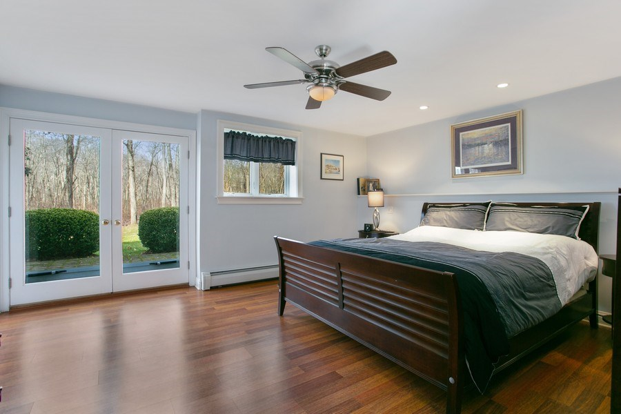 Real Estate Photography - 26 Rocky Brook Rd, Wilton, CT, 06897 - New Master Bedroom