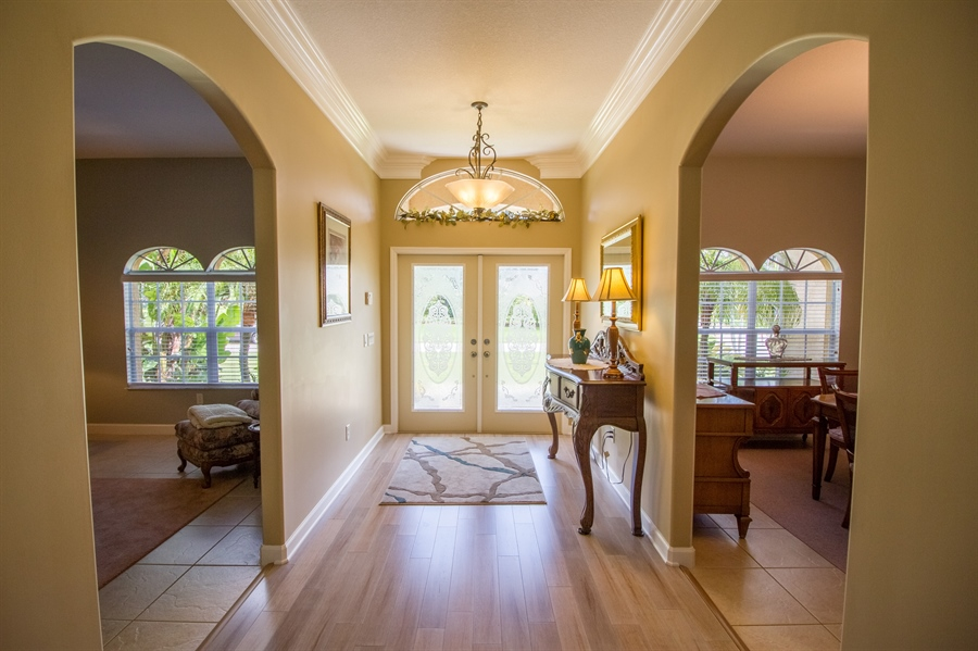 Real Estate Photography - 108 SW Lion Ln, Port Saint Lucie, FL, 34953 - Entrance