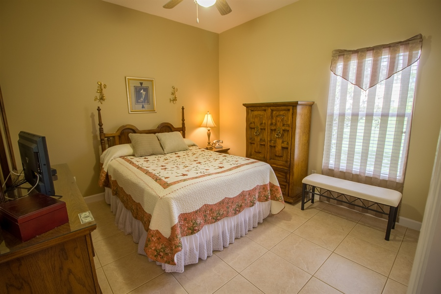Real Estate Photography - 108 SW Lion Ln, Port Saint Lucie, FL, 34953 - Bedroom #2