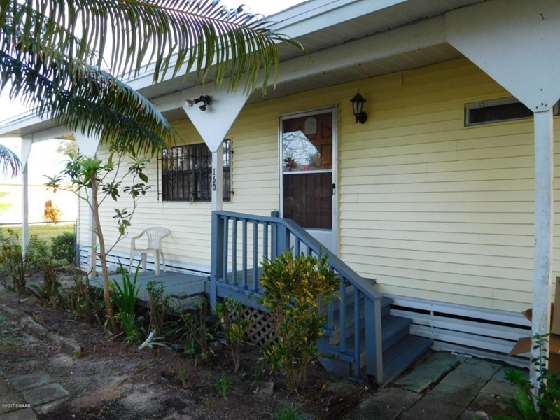 Real Estate Photography - 160 Lewis St, Edgewater, FL, 32141 -