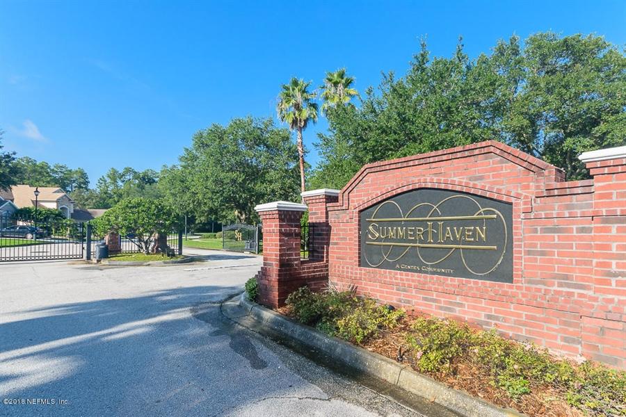 Real Estate Photography - 4510 Summer Walk Ct, Jacksonville, FL, 32258 - Location 27