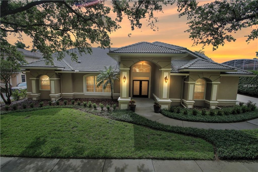 Real Estate Photography - 607 Cricklewood Ter, Lake Mary, FL, 32746 - Location 1