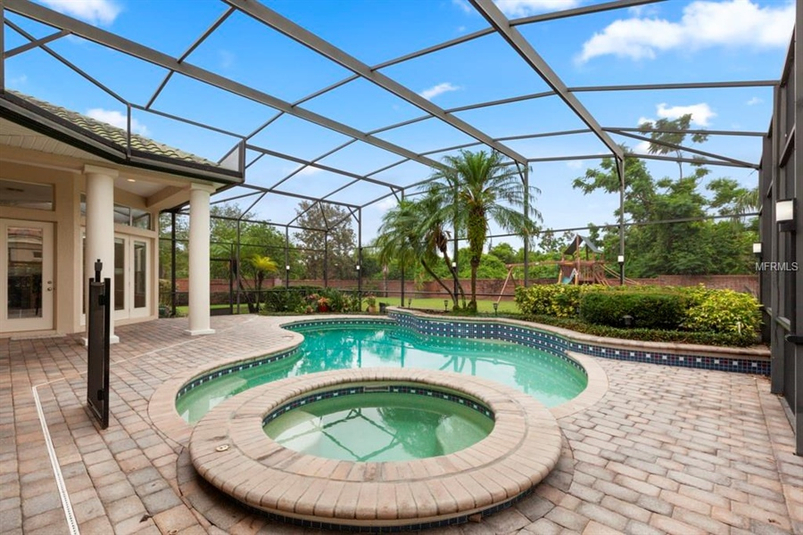 Real Estate Photography - 10520 Emerald Chase Dr, Orlando, FL, 32836 - Location 23