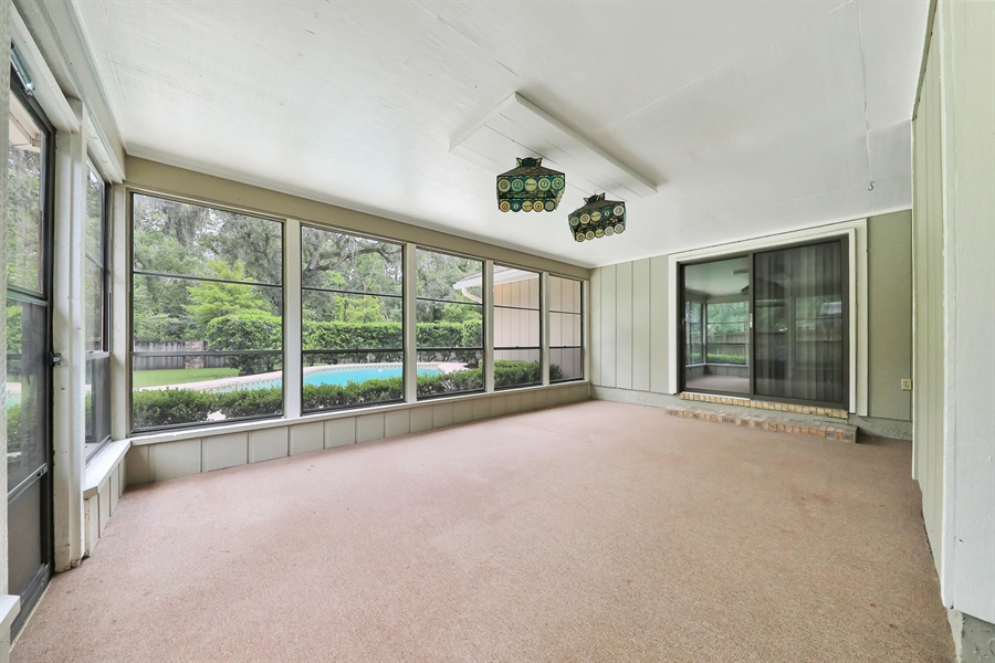 Real Estate Photography - 3144 OLD PORT CIR, JACKSONVILLE, FL, 32216 - SUNROOM
