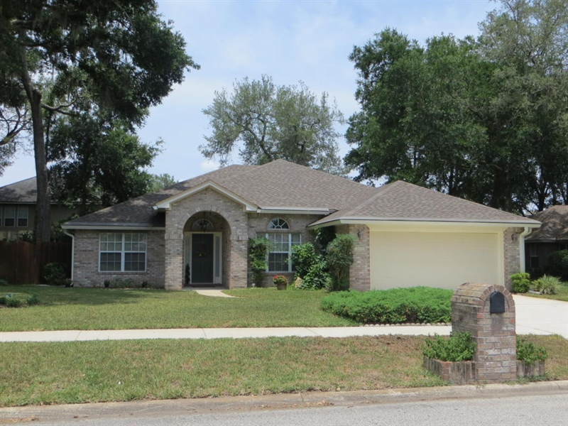 Real Estate Photography - 12333 Tiger Creek Ln, Jacksonville, FL, 32225 - Location 1