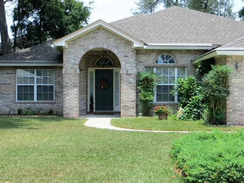 Real Estate Photography - 12333 Tiger Creek Ln, Jacksonville, FL, 32225 - Location 2
