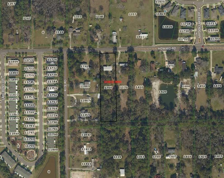 Real Estate Photography - 1360 Howard Rd, Jacksonville, FL, 32218 - Location 28