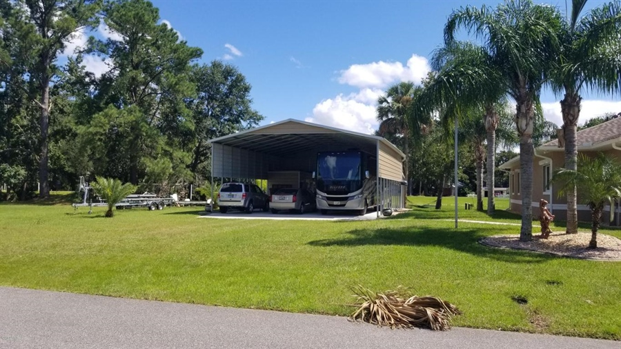Real Estate Photography - 1621 Yellow Brick Rd, Astor, FL, 32102 - Location 3