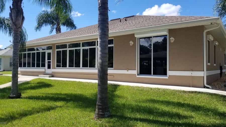Real Estate Photography - 1621 Yellow Brick Rd, Astor, FL, 32102 -