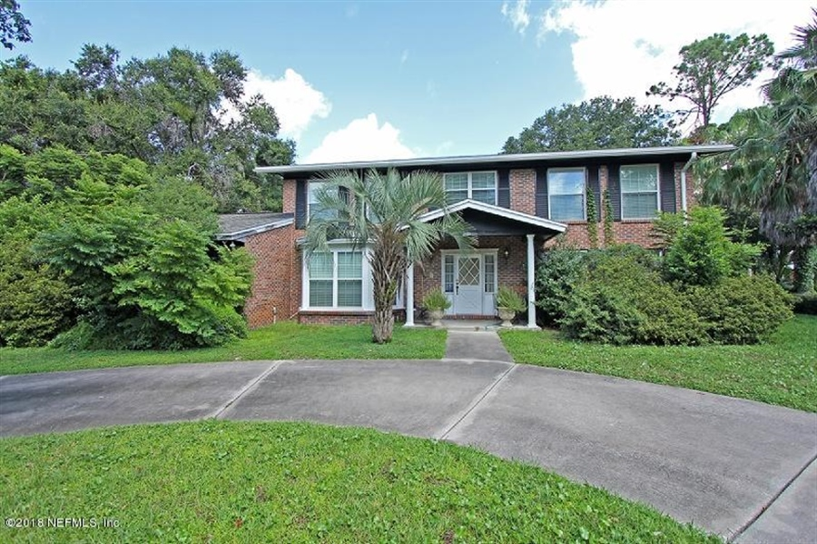 Real Estate Photography - 8604 La Losa Dr W, Jacksonville, FL, 32217 - Location 1