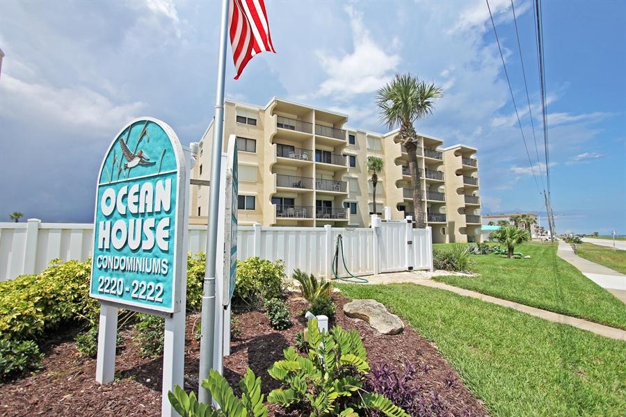 Real Estate Photography - 2222 Ocean Shore Blvd, # B205, Ormond Beach, FL, 32176 - Location 1