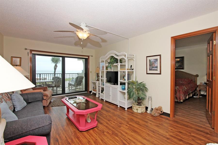 Real Estate Photography - 2222 Ocean Shore Blvd, # B205, Ormond Beach, FL, 32176 - Location 2