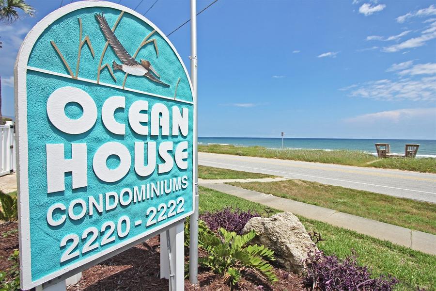 Real Estate Photography - 2222 Ocean Shore Blvd, # B205, Ormond Beach, FL, 32176 - Location 30