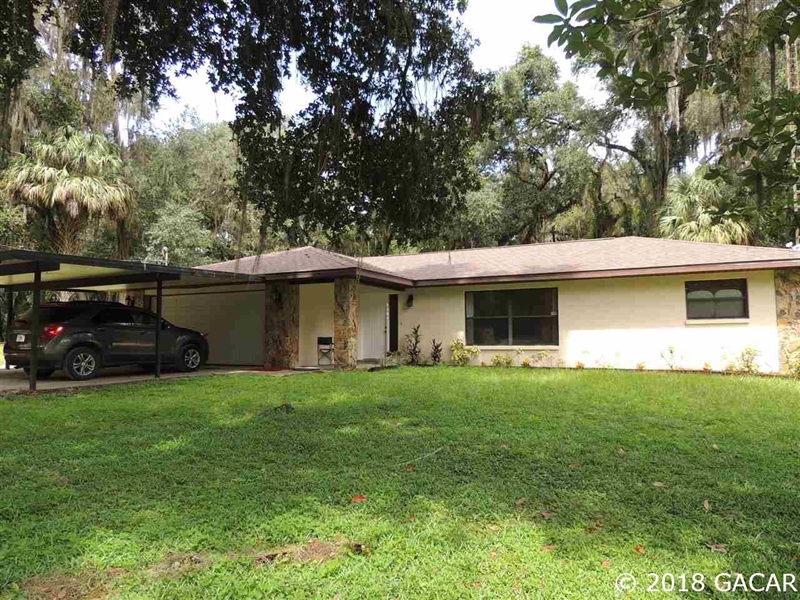 Real Estate Photography - 1406 Wacahoota Road, Micanopy, FL, 32667 - Location 1