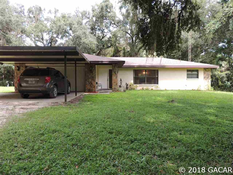 Real Estate Photography - 1406 Wacahoota Road, Micanopy, FL, 32667 - Location 23