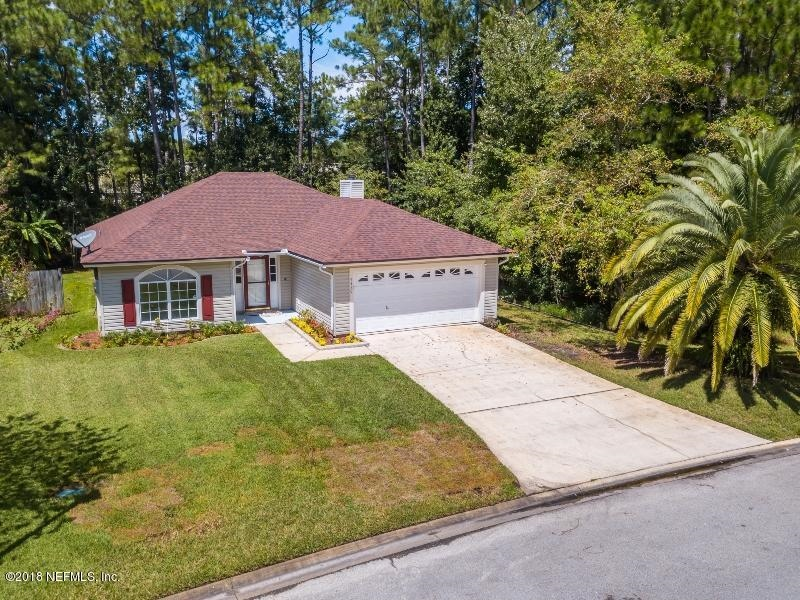 Real Estate Photography - 5439 Blue Pacific Dr, Jacksonville, FL, 32257 -