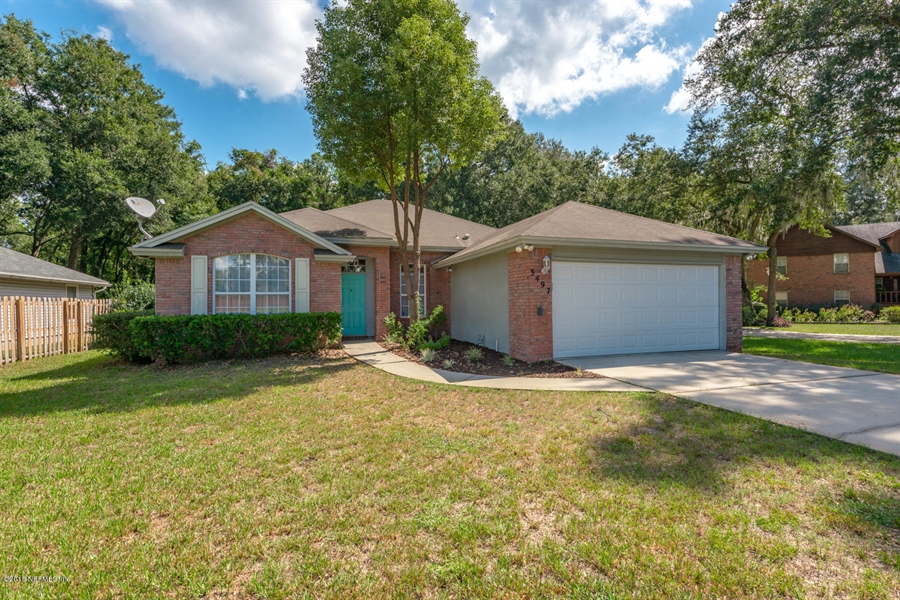 Real Estate Photography - 3497 Majestic Oaks Dr, Jacksonville, FL, 32277 - Location 2