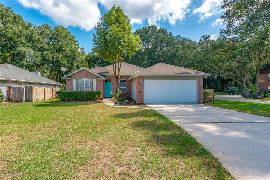 Real Estate Photography - 3497 Majestic Oaks Dr, Jacksonville, FL, 32277 - Location 3