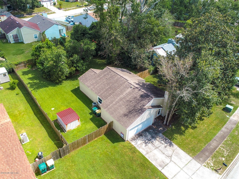Real Estate Photography - 2515 WHITE HORSE RD, JACKSONVILLE, FL, 32246 - Location 23