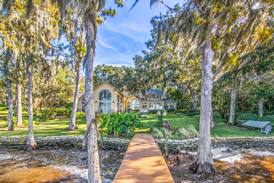 Real Estate Photography - 925 Bayside Bluff Rd, Saint Johns, FL, 32259 -