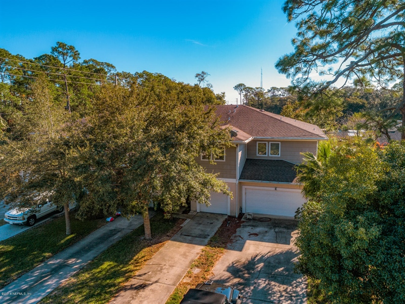 Real Estate Photography - 1404 4th Ave N, Unit D, Jacksonville Beach, FL, 32250 - Location 28