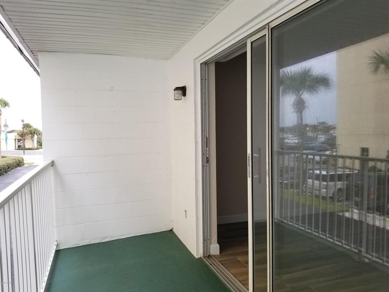 Real Estate Photography - 3641 S Atlantic Ave, Unit 212, Daytona Beach Shores, FL, 32118 - Location 15