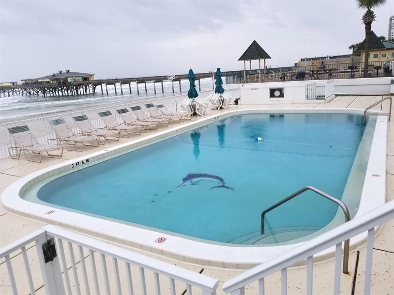 Real Estate Photography - 3641 S Atlantic Ave, Unit 212, Daytona Beach Shores, FL, 32118 - Location 19