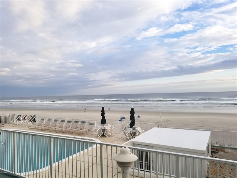 Real Estate Photography - 3641 S Atlantic Ave, Unit 212, Daytona Beach Shores, FL, 32118 - Location 22