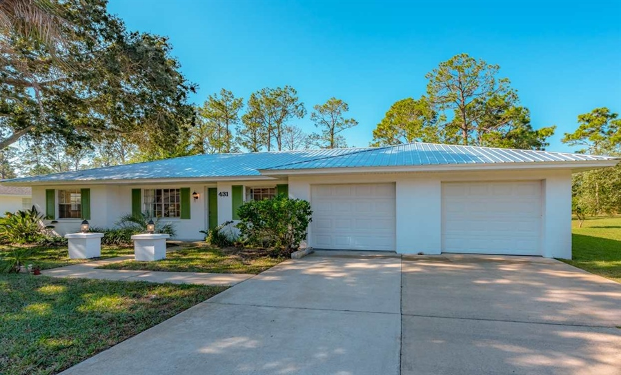 Real Estate Photography - 431 Sevilla Dr, Saint Augustine, FL, 32086 - Location 1