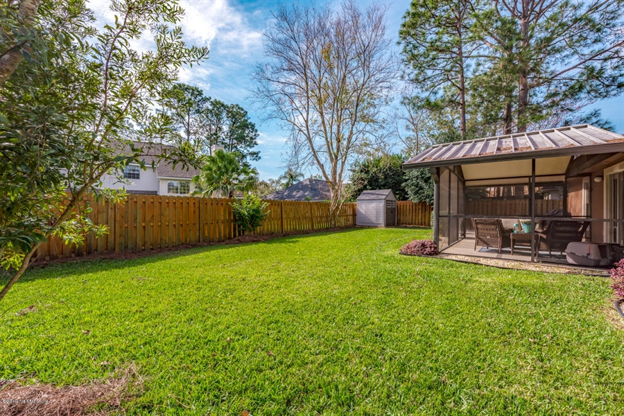 Real Estate Photography - 13582 Capistrano Dr S, Jacksonville, FL, 32224 - Location 30