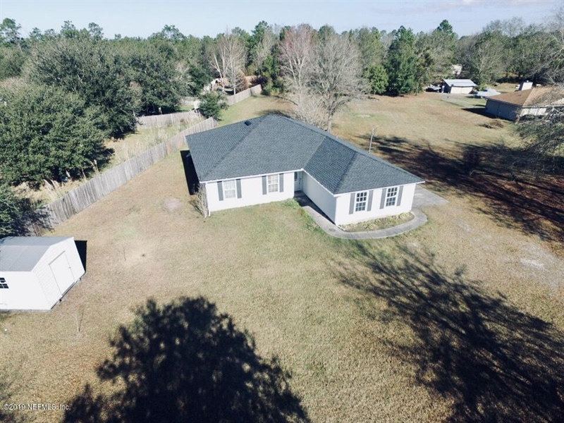 Real Estate Photography - 11367 Old Gainesville Rd, Jacksonville, FL, 32221 -