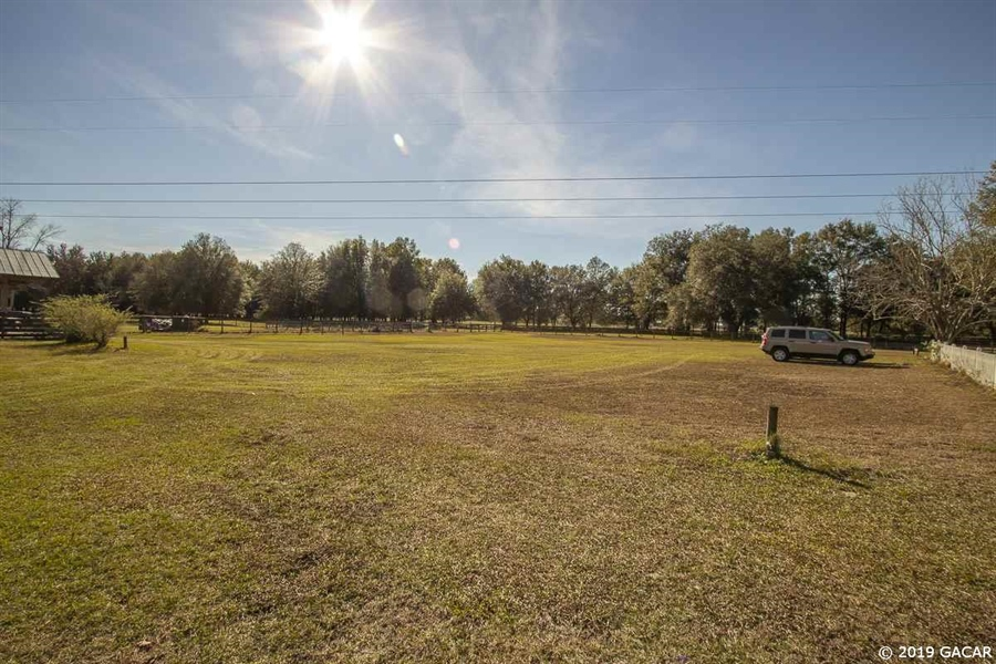 Real Estate Photography - 6530 NE 57th Ct, High Springs, FL, 32643 - Pasture Area