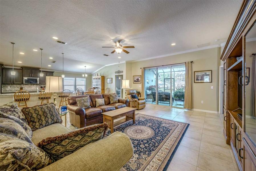 Real Estate Photography - 251 Pullman Cir, St Augustine, FL, 32084 - Location 7