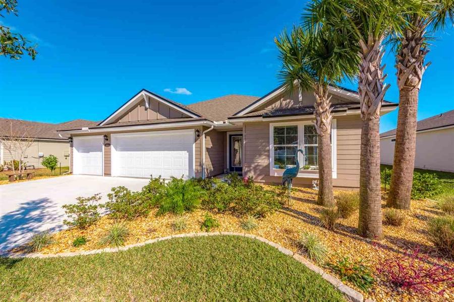Real Estate Photography - 251 Pullman Cir, St Augustine, FL, 32084 -
