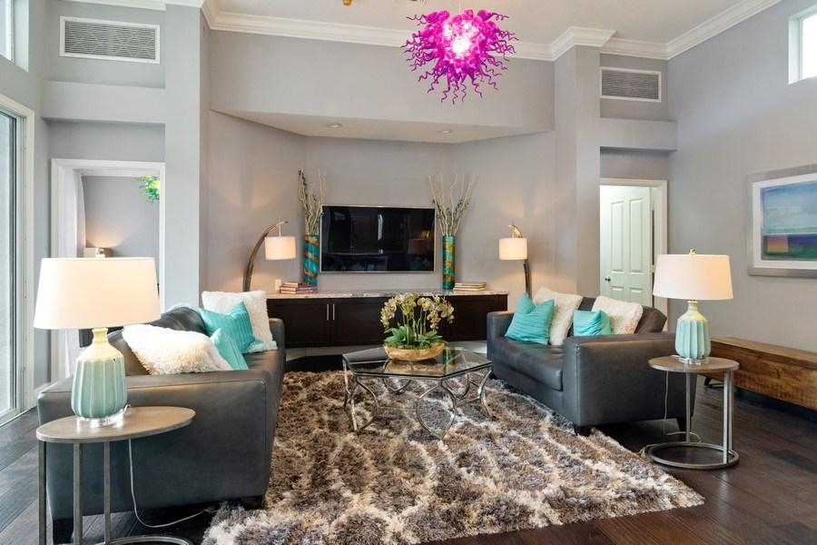 Real Estate Photography - 4285 SE Frazier Court, Stuart, FL, 34997 - Family Room
