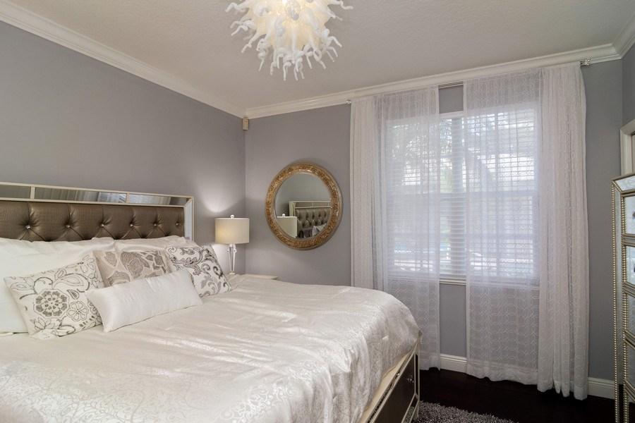 Real Estate Photography - 4285 SE Frazier Court, Stuart, FL, 34997 - Guest House Bedroom