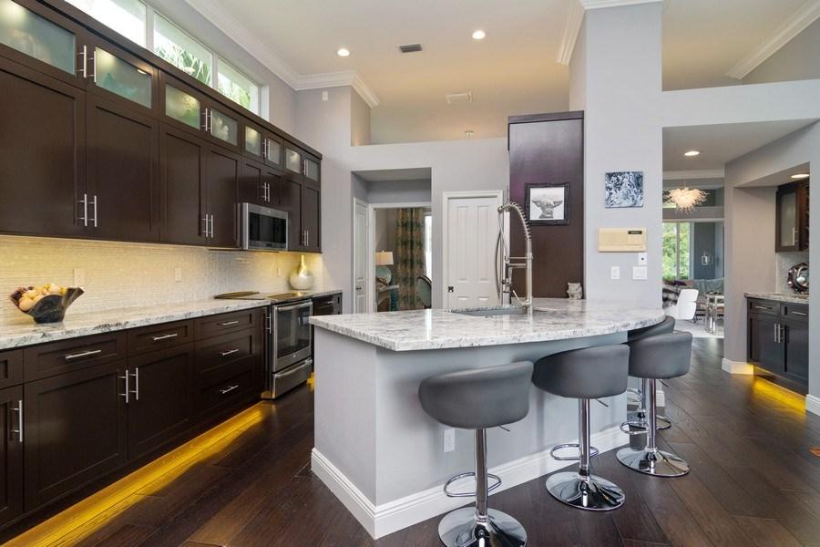 Real Estate Photography - 4285 SE Frazier Court, Stuart, FL, 34997 - Kitchen