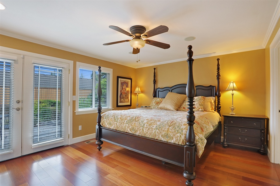 Real Estate Photography - 4470 142nd Ave SE, Bellevue, WA, 98006 - Master Bedroom
