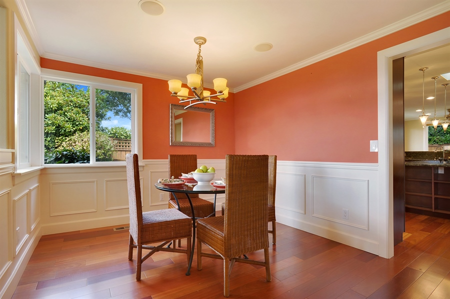 Real Estate Photography - 4470 142nd Ave SE, Bellevue, WA, 98006 - Dining Room