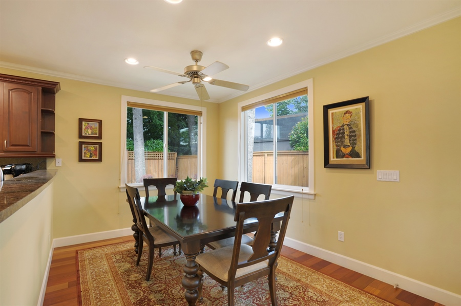 Real Estate Photography - 4470 142nd Ave SE, Bellevue, WA, 98006 - Dining Area