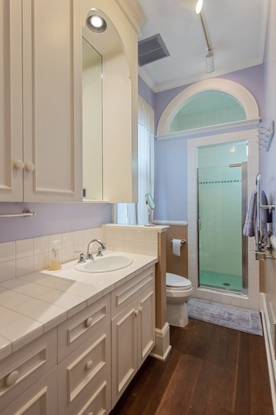 Real Estate Photography - 2602 9th Ave W, Seattle, WA, 98119 - Master Bathroom