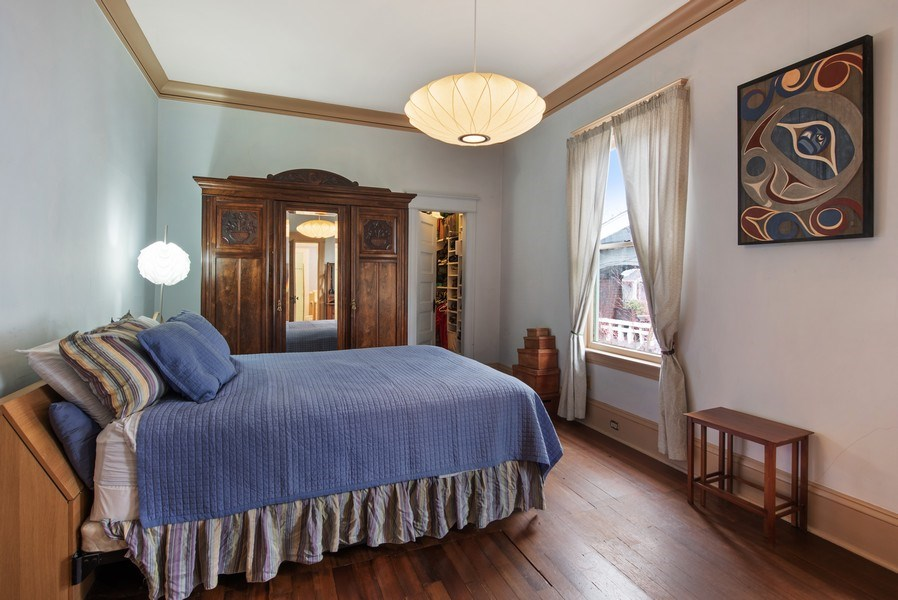 Real Estate Photography - 2602 9th Ave W, Seattle, WA, 98119 - Master Bedroom