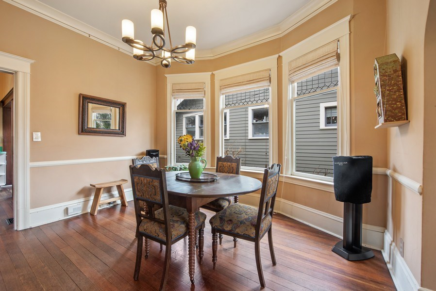Real Estate Photography - 2602 9th Ave W, Seattle, WA, 98119 - Dining Room