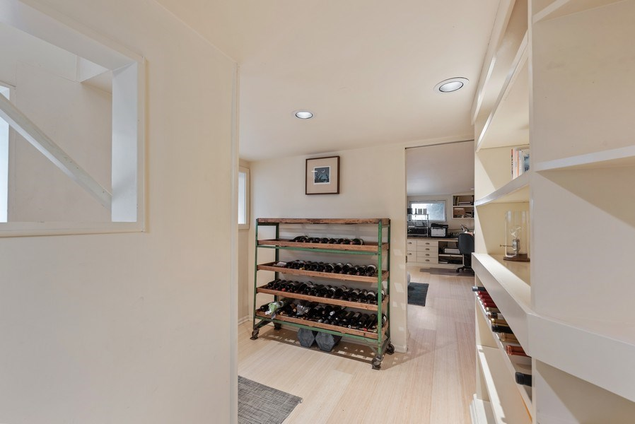 Real Estate Photography - 2602 9th Ave W, Seattle, WA, 98119 - Downstairs Landing and Extra space