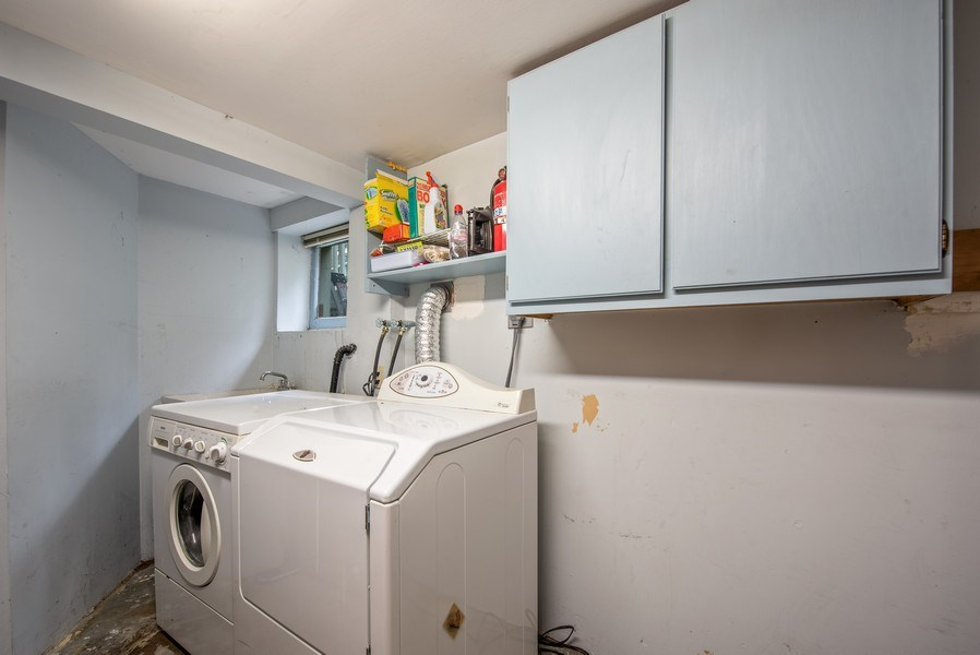 Real Estate Photography - 2602 9th Ave W, Seattle, WA, 98119 - Laundry Room
